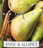Kringle Anjou & Allspice