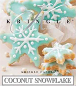Kringle Coconut Snowflake - pensioniert!