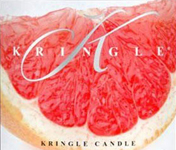 Kringle Candle - Fruchtige Düfte