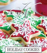 Kringle Holiday Cookies