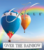 Kringle Over the Rainbow