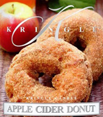 Kringle Apple Cider Donut