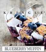 Kringle Blueberry Muffin