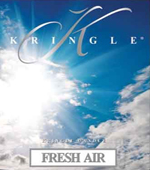Kringle Fresh Air - pensioniert!