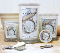 Kringle Candle - nach Formen