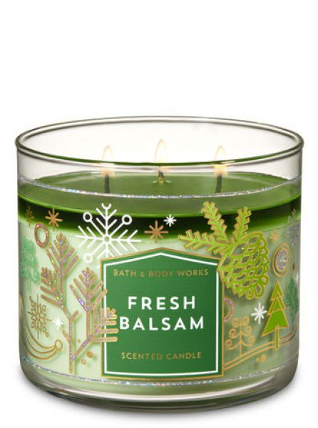 Bath & Body Work's Fresh Balsam