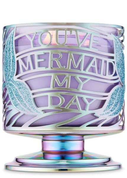 Bath & Body Work's Jar Halter Mermaid my Day