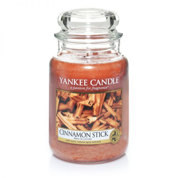 Cinnamon Stick Jar gross