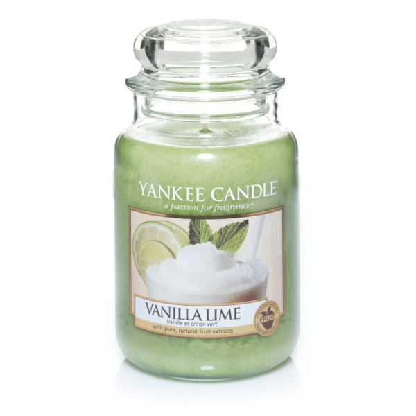 Vanilla Lime Jar gross