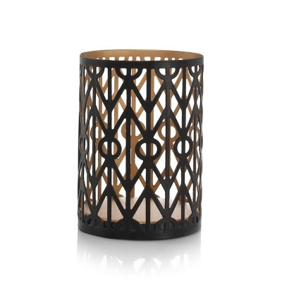 WoodWick - Geometric Petite Candle Holder