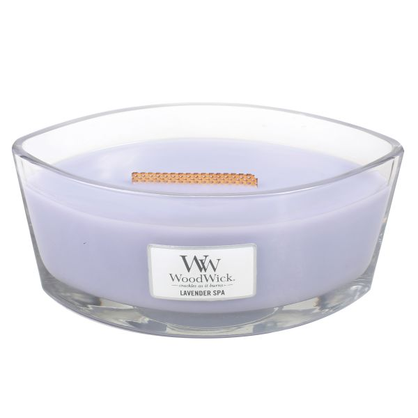 WoodWick Lavender Spa Ellipse