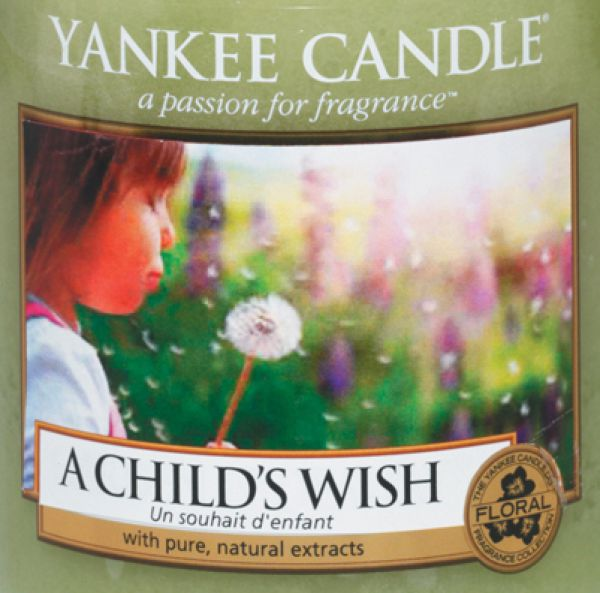 A Childs Wish Wachskrümel