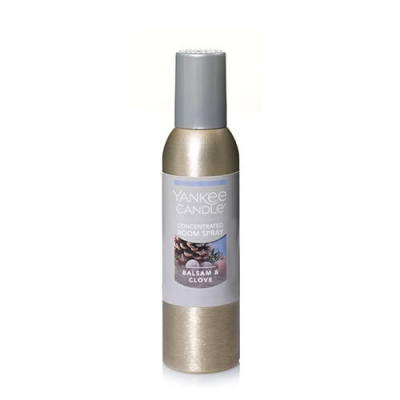 Balsam & Clove Room Spray concentrated