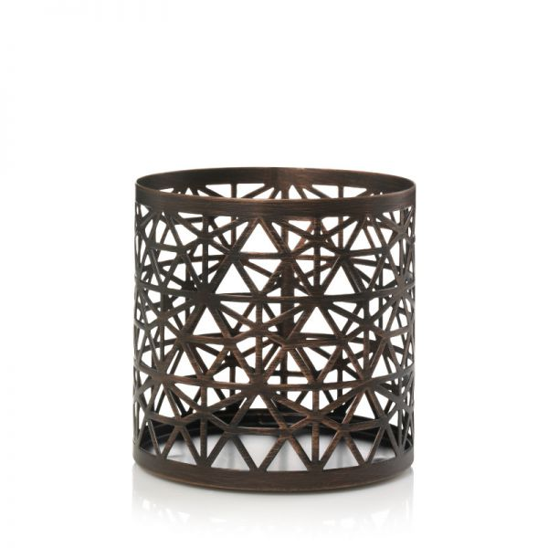 Belmont Bronze Metall Jar Sleeve