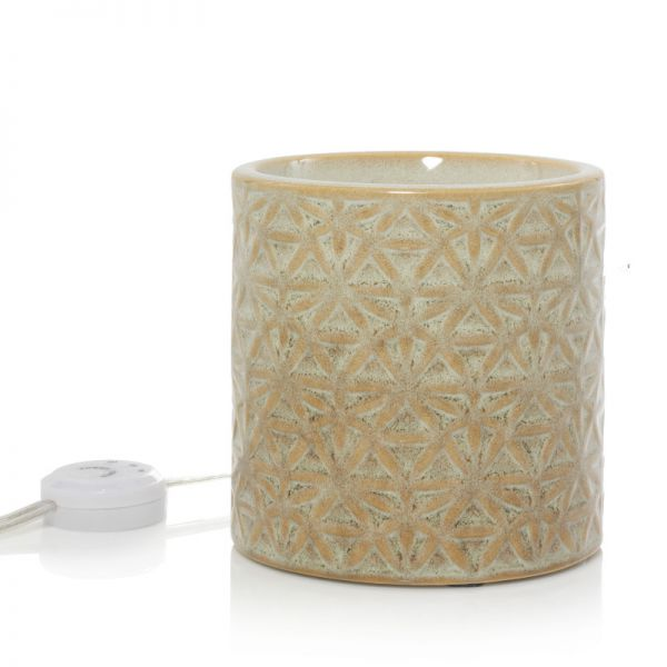 MeltCup Warmer Belmont Glaced Ceramic mit Timer