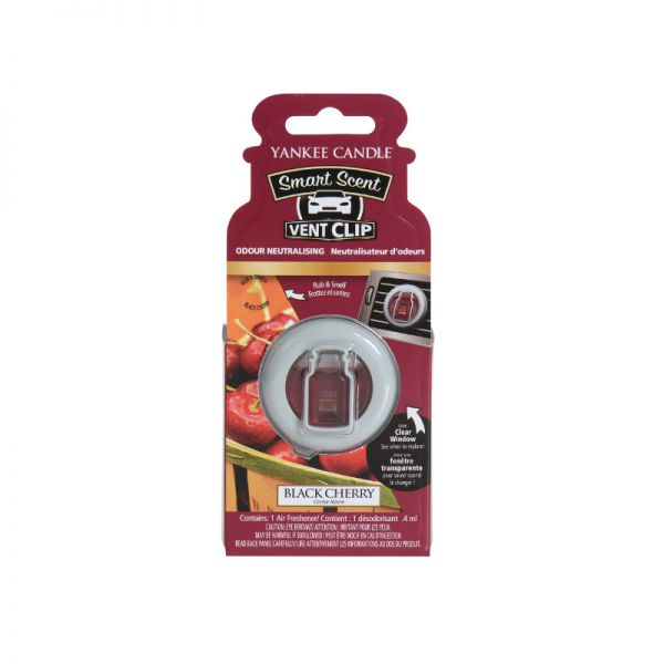 Black Cherry Smart Scent Vent Clip