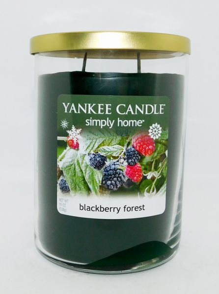 Blackberry Forest Tumbler gross