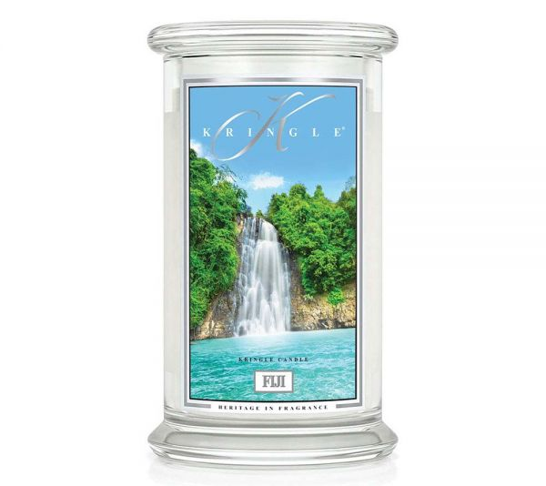 Kringle Fiji Jar gross