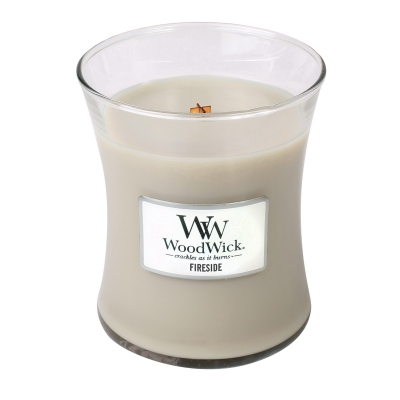 WoodWick Fireside medium Jar