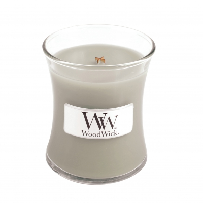 WoodWick Fireside Mini Jar