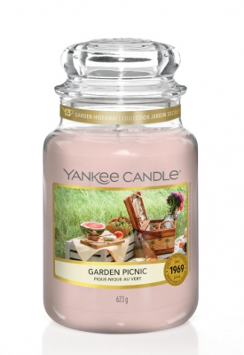 Garden Picnic Jar gross