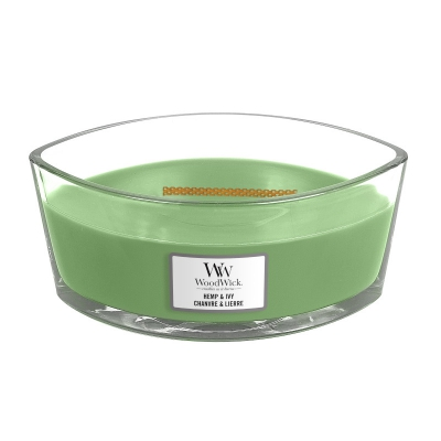 WoodWick Hemp & Ivy Ellipse