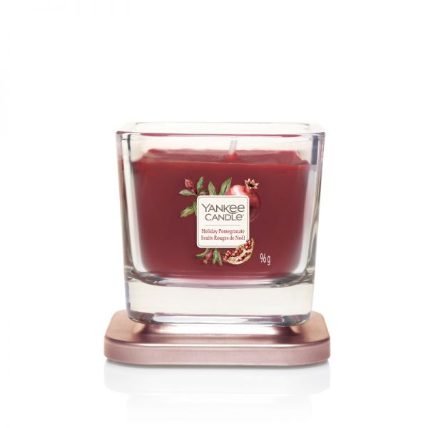 Elevation Holiday Pomegranate klein