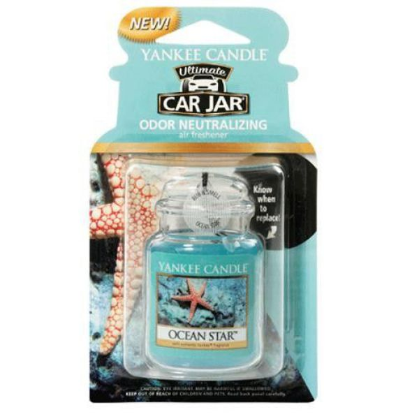 Ocean Star Car Jar Ultimate