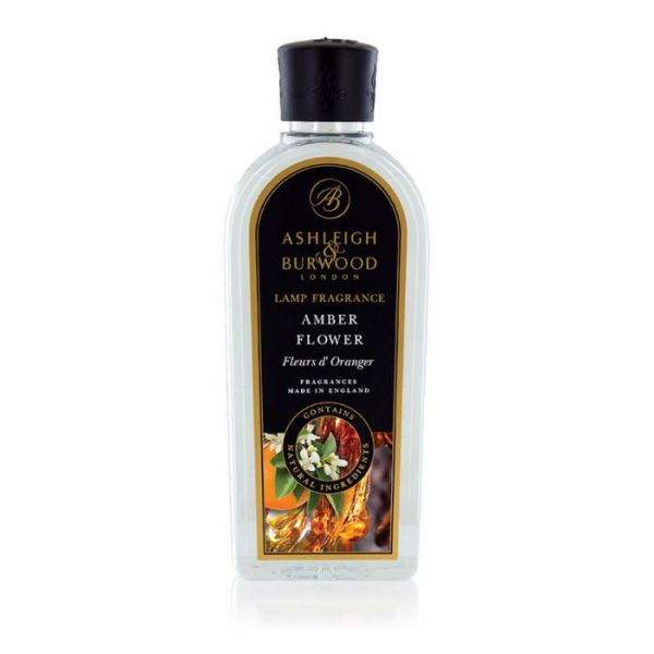 Amber Flower Duftlampenöl 250ml