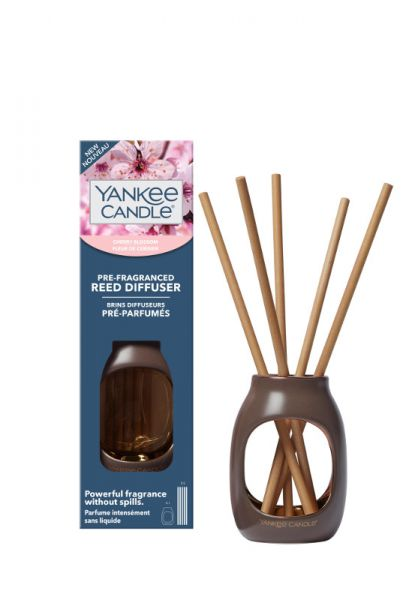 Cherry Blossom Pre Fragranced Reed Kit