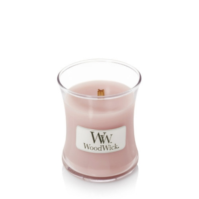 WoodWick Rosewood Mini Jar