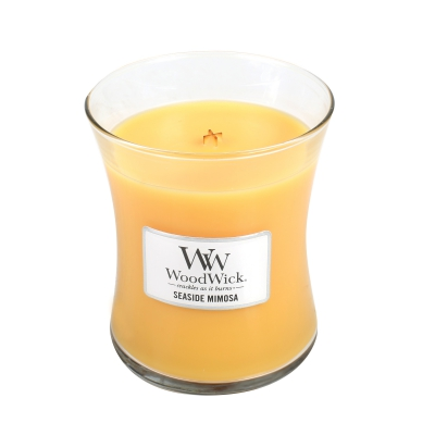 WoodWick Seaside Mimosa medium Jar