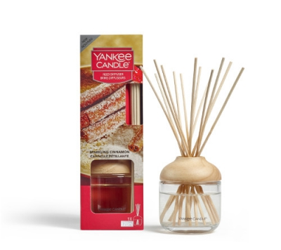 Sparkling Cinnamon Reed Diffuser