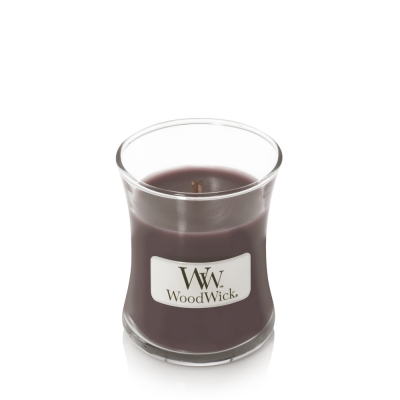 WoodWick Sueded Sandalwood Mini Jar