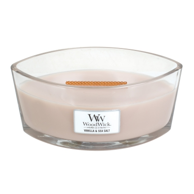 WoodWick Vanilla & Sea Salt Ellipse
