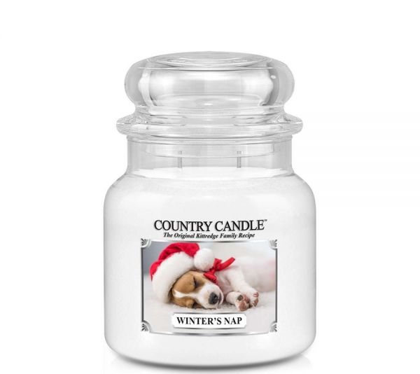 Country Candle Winters Nap Jar medium