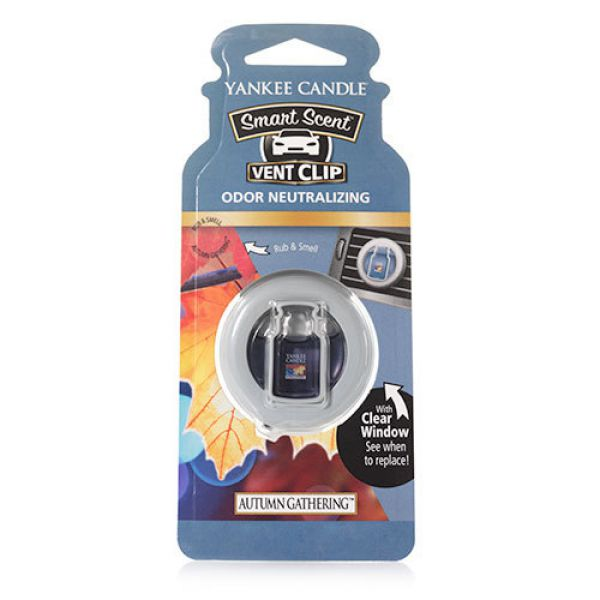 Autumn Gathering Smart Scent Vent Clip