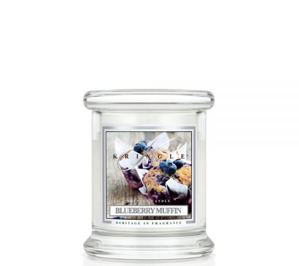 Kringle Blueberry Muffin Jar mini