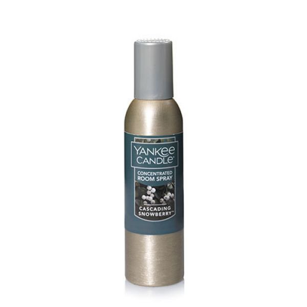 Cascading Snowberry Room Spray concentrated