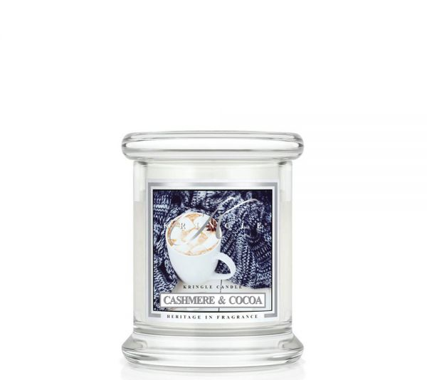 Kringle Cashmere & Cocoa Jar mini