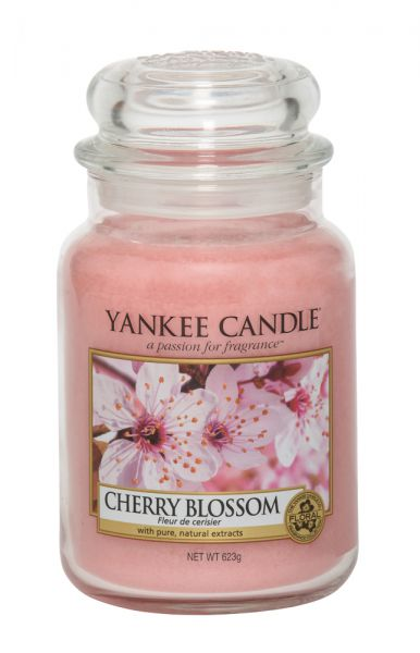 Cherry Blossom Jar gross