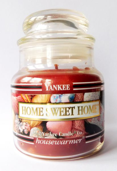 Black Band Home Sweet Home Jar klein