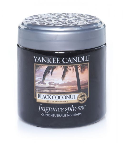 Black Coconut Fragrance Spheres