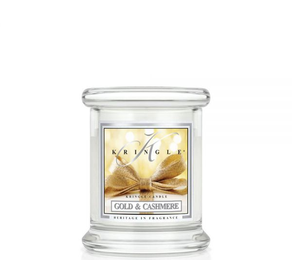 Kringle Gold & Cashmere Jar mini