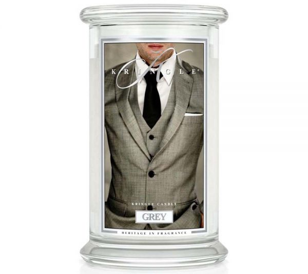 Kringle Grey Jar gross