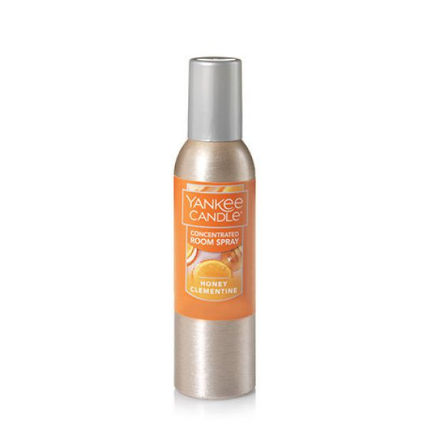 Honey Clementine Room Spray concentrated