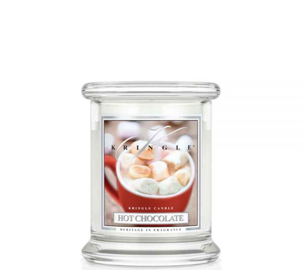 Kringle Hot Chocolate Jar small