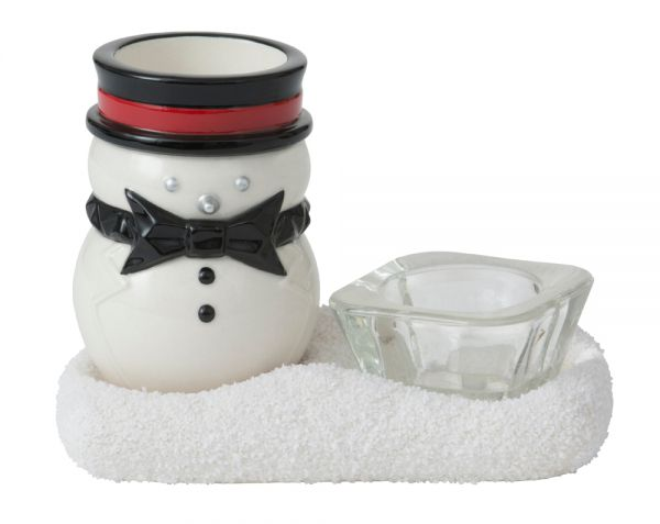 Jackson Frost & Party Penguin Multi Tealight Holder - 50% reduziert!