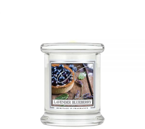 Kringle Lavender Blueberry Jar mini