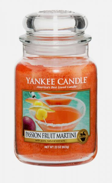 Passion Fruit Martini Jar gross